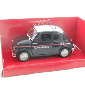 –Nuova Fiat 500 Carabinieri
