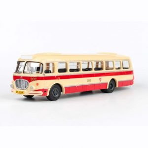 abrex skoda 706 rto пластмасов модел автобус