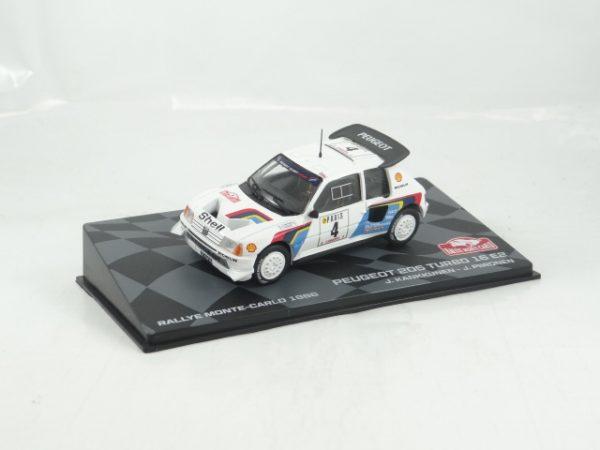 1986 Peugeot 205 Turbo