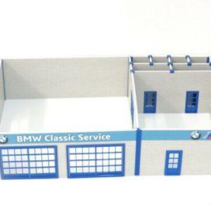 Diorama Garage Kit, Classic Garage and Service