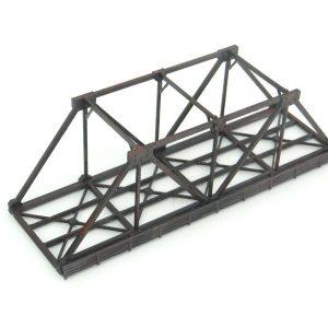 Diorama Parts Scale HO 1:87(Railroad Railway Bridge Model)