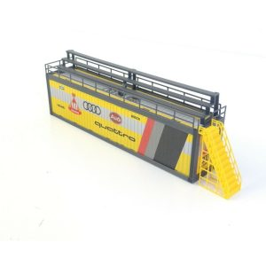 40 ft Container Tribune for Diorama Models in Scale 1:43